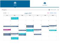 Calendario Vista Mese